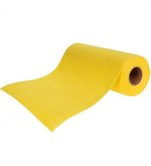 Schoonmaakdoekjes 33cm x 27cm geel Product image