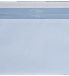 photo of Envelop Hermes bank EA5 156x220mm zelfklevend wit 500stuks