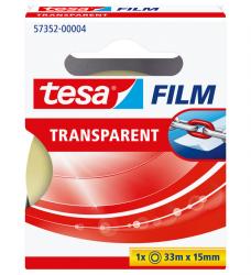 photo of Plakband Tesa film 15mmx33m transparant doosje