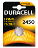 photo of Batterij Duracell knoopcel CR2450 lithium Ø24mm 3V-540mAh