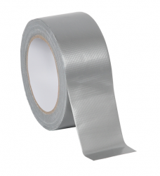 photo of Plakband Quantore Duct Tape 48mmx50m zilver