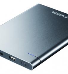 photo of Powerpack Varta 18000mAh aluminium