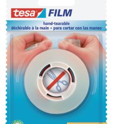 photo of Plakband Tesa film 19mmx25m handinscheurbaar blister