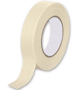 Masking tape 25mm x 50m creme Product image
