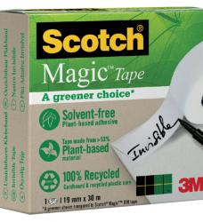 photo of Plakband Scotch Magic 900 19mmx30m onzichtbaar mat