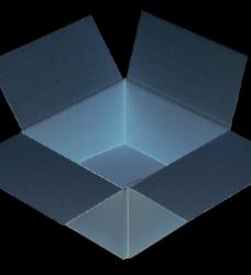 photo of Verzenddoos CleverPack bulk 200x150x100mm bruin 25stuks