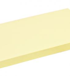 photo of Memoblok Quantore 76x127mm geel