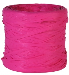 photo of Raffia fluor roze  200m