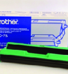 photo of Donorrol Brother PC-75 met cartridge