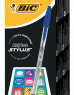 photo of Balpen Bic Cristal Stylus blauw
