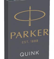 photo of Inktpatroon Parker Quink permanent blauw
