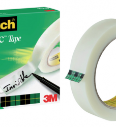 photo of Plakband Scotch Magic 810 25mmx66m onzichtbaar mat