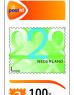photo of Postzegel NL waarde 2 zelfklevend 100 stuks