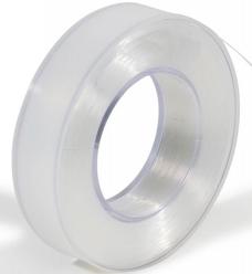 photo of Nylondraad 5.7kg 1000m  0.35mm transparant