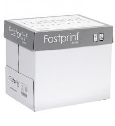photo of Kopieerpapier Fastprint Silver A4 wit 500vel