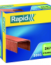 photo of Nieten Rapid 24/6 kopercoating standaard 5000 stuks