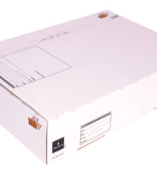 photo of Postpakketbox 5 CleverPack 430x300x90mm wit