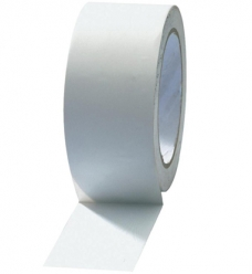 photo of PVC tape 50mm x 66m wit onbedrukt