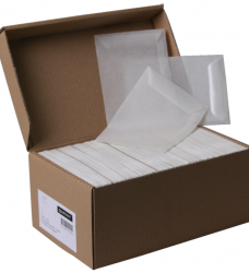 photo of Envelop Quantore loonzak 95x145 50gr pergamijn 1000stuks