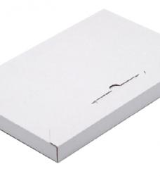 photo of Brievenbusbox Budget A6 165x120x26mm karton wit