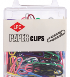 photo of Paperclip LPC 28mm 100stuks assorti