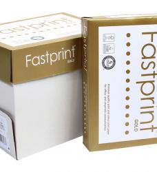 photo of Kopieerpapier Fastprint Gold A4 80gr wit 500vel