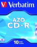 photo of CD-R Verbatim 700MB 80min 52X jewelcase
