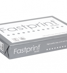 photo of Kopieerpapier Fastprint Silver A4 wit 500vel