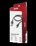 photo of Kabel Hama USB / Micro USB 140cm zwart