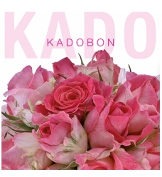 photo of Kadobon rozen roze genummerd