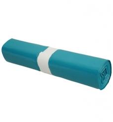 photo of Afvalzak 90cm x 110cm 70µm blauw 148L  ldpe