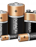 photo of Batterij Duracell Plus Power 4xAAA alkaline