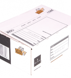 photo of Postpakketbox 2 CleverPack 200x140x80mm wit
