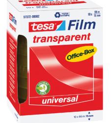 photo of Plakband Tesa film 15mmx66m transparant