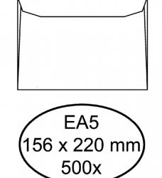 photo of Envelop Hermes bank EA5 156x220mm wit 500stuks