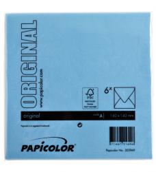 photo of Envelop Papicolor 140x140mm Hemelsblauw