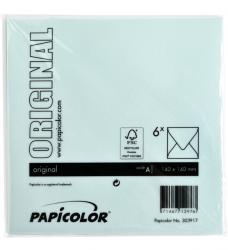 photo of Envelop Papicolor 140x140mm Zeegroen