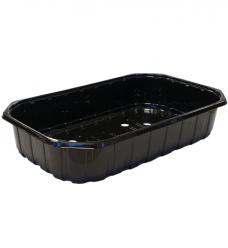 photo of Fruitbak 11.5cm x 19.0cm  x 3.8cm  250gr zwart