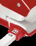 photo of Perforator Leitz 5008 2-gaats 30vel rood