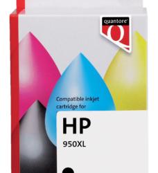 photo of Inktcartridge Quantore HP CN045AE 950XL zwart