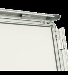 photo of Kliklijst Nobo aluminium A2