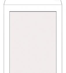 photo of Envelop Quantore bordrug C4 229x324mm zelfkl. wit 10stuks