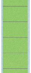 photo of Rugetiket Leitz smal/lang 39x285mm zelfklevend groen