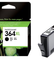 photo of Inktcartridge HP CN684EE 364XL zwart HC