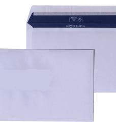 photo of Envelop Hermes Digital EA5 156x220mm zelfklevend wit 50stuks
