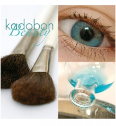 photo of Kadobon beauty oog  genummerd