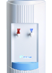 photo of Waterdispenser O-water warm en koud wit