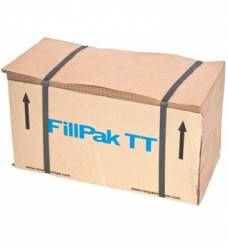 photo of Ranpak/fillpak vulpapier bruin 50gr / m2 500m A711500