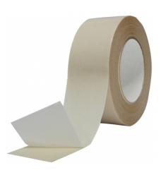 photo of Tape 50mm x 25m dubbelzijdig tapijt