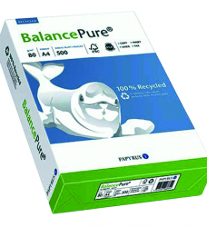 photo of Kopieerpapier Balance Pure A4 80gr wit 500vel